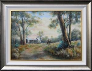Homeward Bound Maryborough area -sold Bulleen 2012-$330