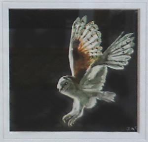 Julie Cunningham -Night Owl- best miniature