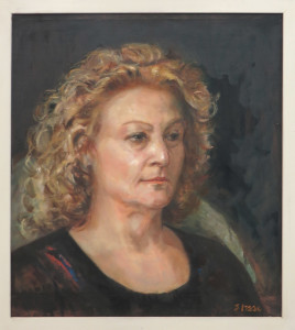 Sylvia Isaac -Kathy -best portraiture