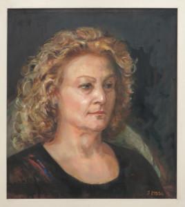 Sylvia Isaac -Kathy -best portraiture